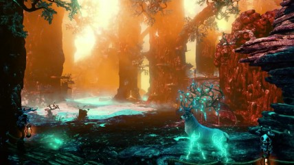 "Trine 3: The Artifacts of Power ""Трейлер 