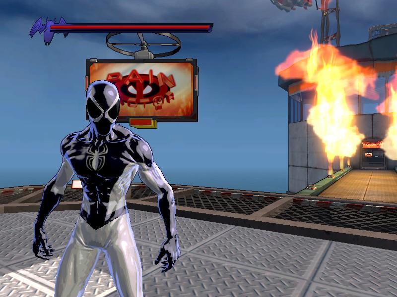 скачать скины на Spider Man Shattered Dimensions - фото 11
