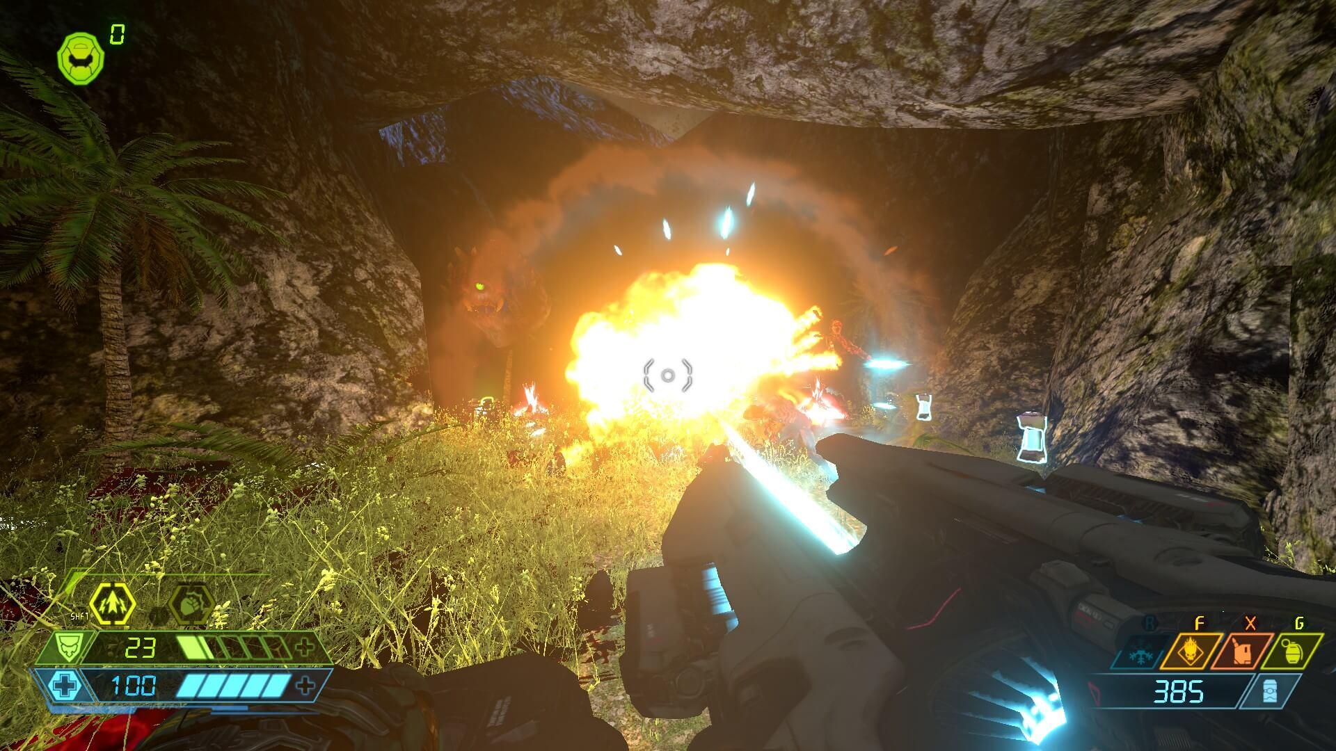 Моддер работает над переносом игровых механик Doom Eternal в Serious Sam Fusion