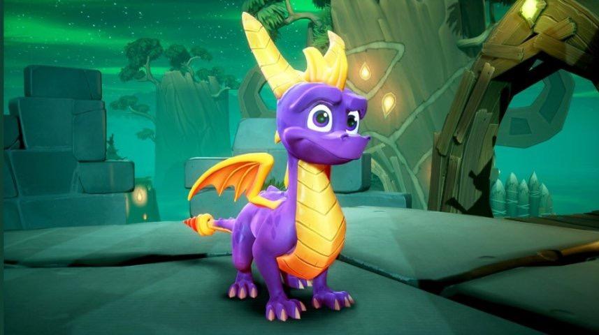 Слухи: новые детали идата релиза Spyro the Dragon Reignited Trilogy