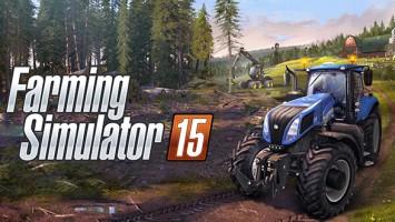 Farming Simulator 15 вышла на консолях