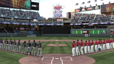 """MLB 14 The Show """"2014 All Star Game Simulation 
