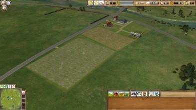 Farming Giant - #3 - Осваиваем землю