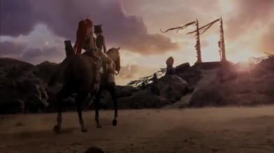 "Heavenly Sword ""Трейлер анимационного фильма по игре"""