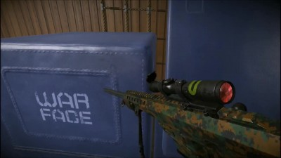 "WARFACE ""Barrett M98B Лесной"""