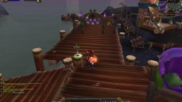 """World of Warcraft """"Новая мини-игра в стиле Mario Kart"""""""