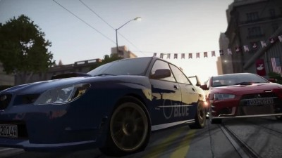 "World of Speed ""Трейлер Dream Drive: Lancer vs Impreza"""