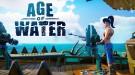 Анонсирована постапокалиптическая приключенческая онлайн-игра в водном мире Age of Water для ПК