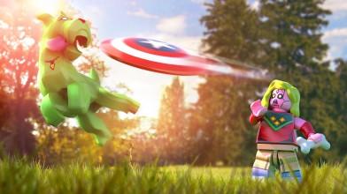 Вышло дополнение Champions Character Pack для LEGO Marvel Super Heroes 2