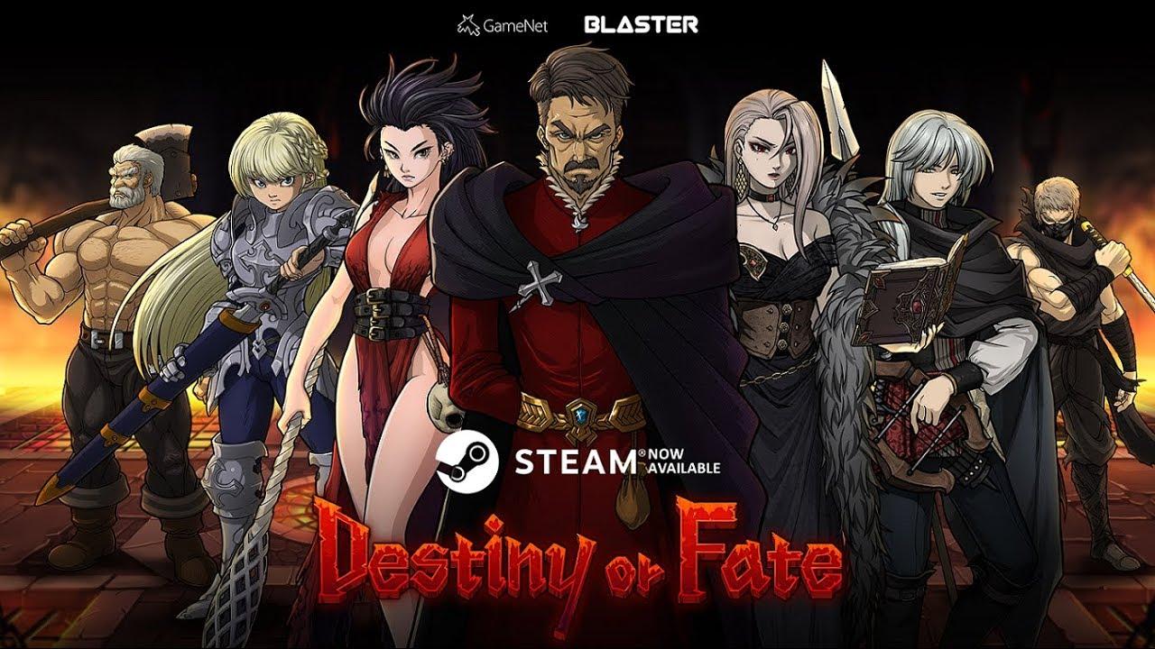 Destiny or Fate - началась бесплатная раздача в Steam