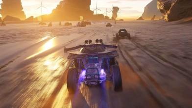 Разработчики Onrush объявили о бесплатных выходных в европейском PS Store