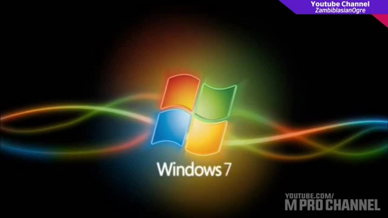 Эволюция запуска Windows 1985 - 2018