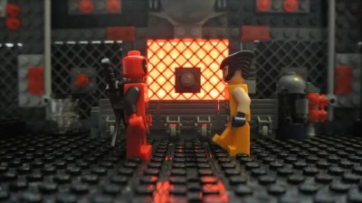 LEGO Wolverine and Deadpool