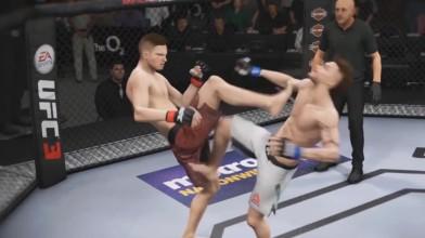 Чем UFC круче FIFA l UFC 3 обзор