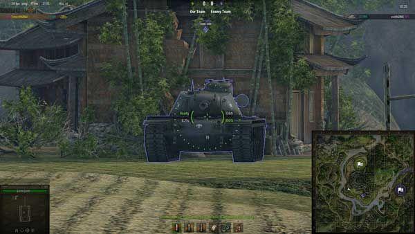 Приближение в снайперском режиме x2 - x30