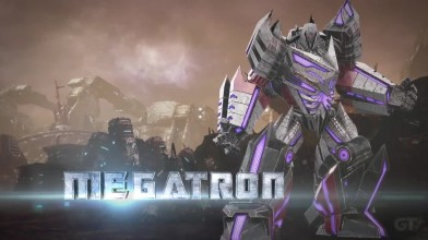 "Transformers: Rise of the Dark Spark ""Трейлер Мегатрон"""