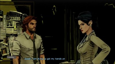 "The Wolf Among Us Episode 3 ""Трейлер"""