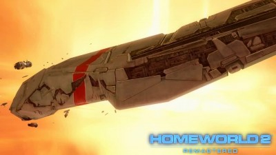 "Homeworld Remastered Collection ""Сюжетный трейлер (Homeworld 2)"""