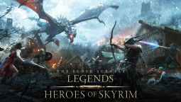 Для карточной игры The Elder Scrolls: Legends вышло дополнение Heroes of Skyrim