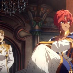 Скриншоты Tales of Arise из кат-сцены
