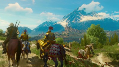 "The Witcher 3: Wild Hunt - Blood and Wine ""Тизер трейлер"""