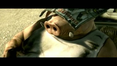 "Beyond Good & Evil 2 ""Ubidays 2008: Debut Teaser"""