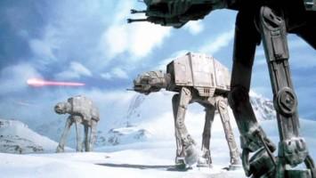 Star Wars Battlefront: к сожалению боевые машины AT-AT будут передвигаться по заданной линии