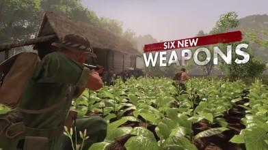 Трейлер обновления Bushranger для Rising Storm 2: Vietnam