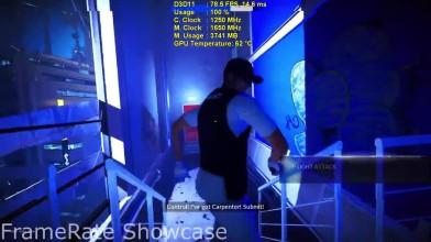 "Mirror's Edge Catalyst ""Тест AMD RX 470 (1080p)"""