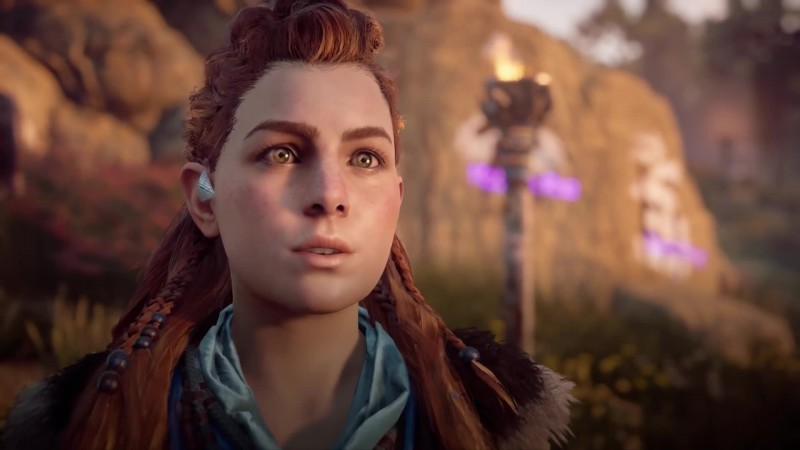 Horizon Zero Dawn The Rich Narrative