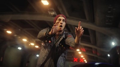 "inFamous Second Son ""Great Power, Great Responsibility Trailer"""