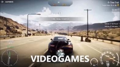 Видеоигры против реальной жизни - Гонки