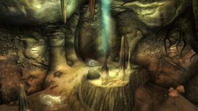 Oblivion Секрет черной скалы