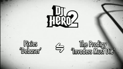 "DJ Hero 2 ""Hard Edge Mix Pack DLC Trailer"""