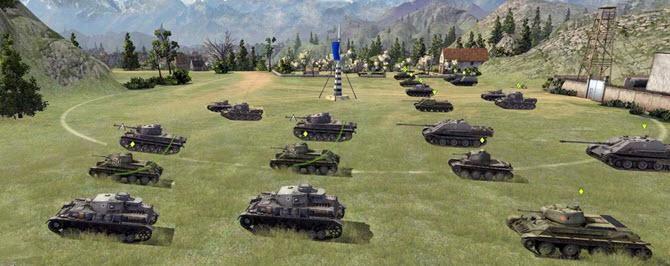 какая игра лучше ворлд оф танк или вар тандер