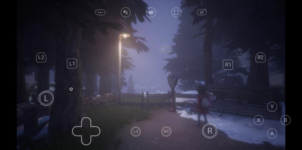 Stadia теперь поддерживает практически все телефоны Android, а все игры оснащены мобильным сенсорным управлением