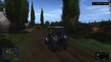 "Farming Simulator 17 ""Звуки МТЗ 80-82"""