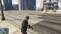 ������������ Grand Theft Auto 5 (GTA V): ���-���/Cheat-Mode (����������� ����������� �������� � ����� / Simple Healthbar)
