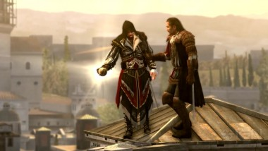 Первые 15 минут Assassin's Creed: Brotherhood на Xbox One