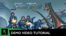 Новый трейлер Starship Troopers: Terran Command в честь выхода демоверсии