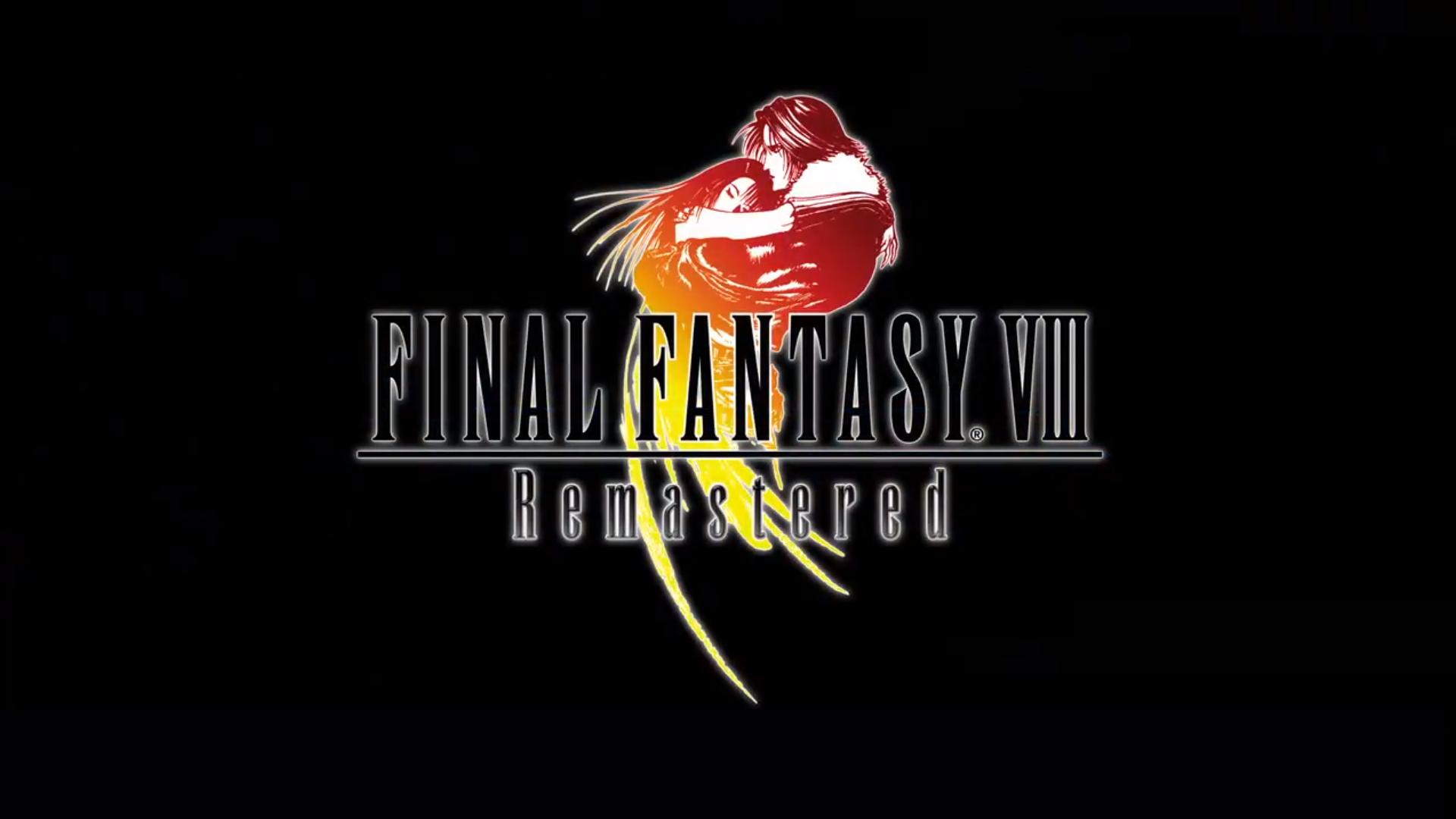 Анонсирован ремастер Final Fantasy 8