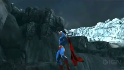 "DC Universe Online ""The Fortress of Solitude Трейлер"""