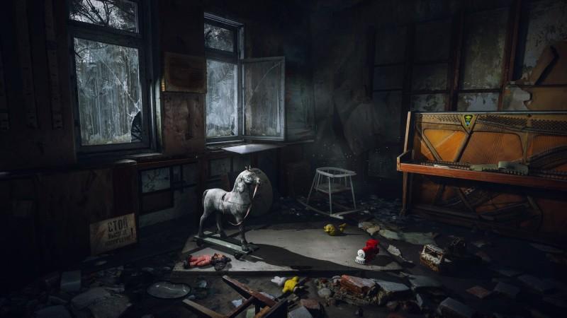 Детали хорора Chernobylite от