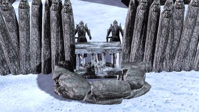 The Last Hope of the Third Age mod - дачи, замки и дома