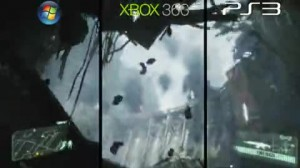 Crysis 3 ��������� ������� - PS3 vs. PC. Vs. 360