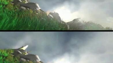 Warcraft 3 - Сравнение улучшенного вступление Reign of Chaos и оригинала