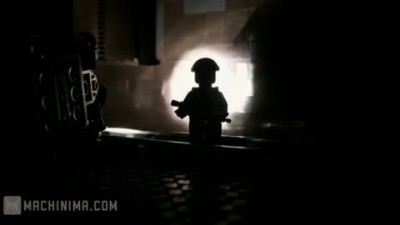 Lego-trailer Call of Duty Modern Warfare 3