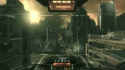 "MechWarrior ""Debut Trailer """