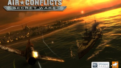 [Air Conflicts. Secret Wars]