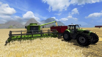 Farming Simulator выйдет на консолях в мае